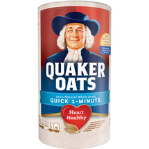 Quaker Quick Oatmeal