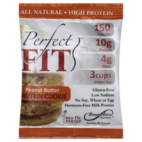 Perfect Cookie P Peanut Butter Protein Cookie
