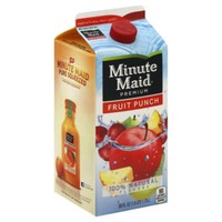 Minute Maid Fruit Punch Fruit Juice