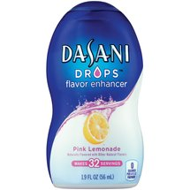 Dasani Drops Pink Lemonade Flavor Enhancer