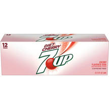 7UP Diet Cherry Soda