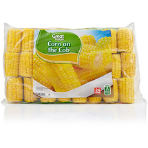 Great Value:  Corn On The Cob