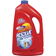 Resolve Pet Steam Large Area Carpet Cleaner