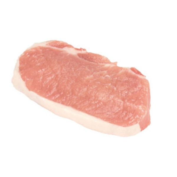 Central Market All Natural Center Cut Loin Boneless Pork Chops
