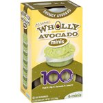 Wholly Guacamole Chunky Avocado Guacamole Minis