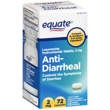 Equate Anti-Diarrheal Caplets