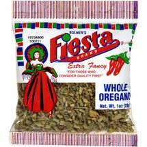 Bolner's Fiesta Brand Extra Fancy Whole Oregano