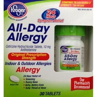 Kroger All Day Allergy