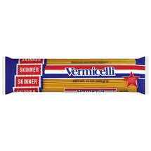 Skinner Vermicelli Enriched Macaroni Product