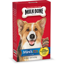 Milk-Bone Mini's Flavor Snacks Dog Biscuits
