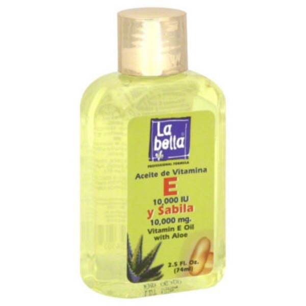 La Bella Vitamin E 10,000 IU Body Oil