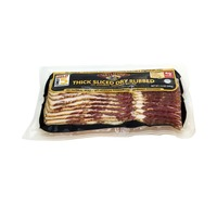 Wellshire Farms Dry Rubbed Thick Sliced Pork Bacon