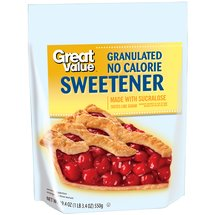 Great Value Granulated No Calorie Sweetener