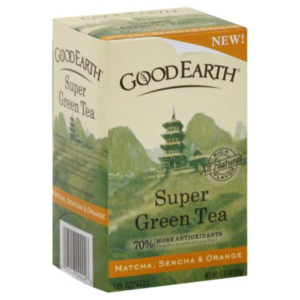 Good Earth Matcha Maker Green Tea