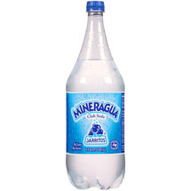 Mineragua Mineralized Carbonated Water