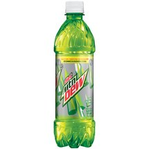 Diet Mountain Dew Soda
