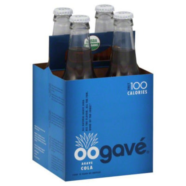Oogave Soda, Agave, Cola