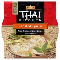 Thai Kitchen Roasted Garlic Rice Noodle Soup Bowl