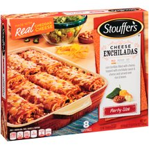 Stouffer's Party Size Cheese Enchiladas