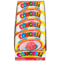 Con-Gelli Strawberry Gelatin Dessert
