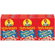 Sun-Maid Snack Size Vanilla Yogurt Raisins