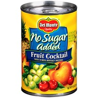 Del Monte No Sugar Added Packed in Water Fruit Cocktail
