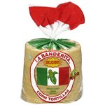 La Banderita 6 Inch Yellow Corn Tortillas