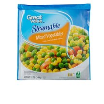 Great Value Steamable Mixed Vegetables