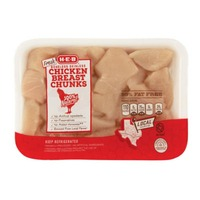 Sanderson Farms 100% Natural Boneless Skinless Chicken Breast Chunks