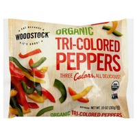 Woodstock Farms Peppers Tri-Colored Organic