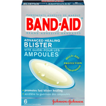 Band-Aid Brand Adhesive Bandages Advanced Healing Blister