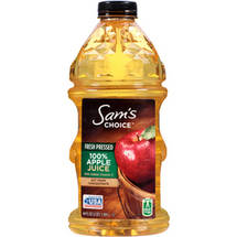 Sam's Choice 100% Apple Juice 64 Fl Oz