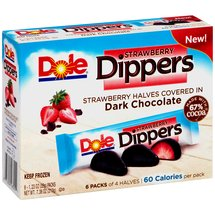 Dole Strawberry Dippers