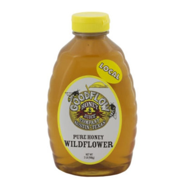 Good Flow Pure Texas Wildflower Honey