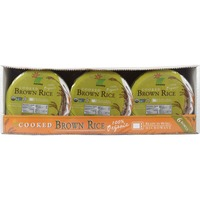Minsley 100% Organic Cooked Brown Rice
