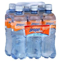 Propel Peach Flavored Water
