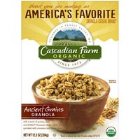 Cascadian Farm Organic Ancient Grains Granola