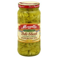 Mezzetta Deli-Sliced Golden Greek Peperoncini