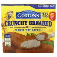 Gorton's Classic Crunchy Breaded Fish Fillets