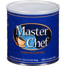Master Chef Ground Coffee