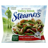 Green Giant Steamers Lightly Sauced Garden Vegetable Medley Vegetables