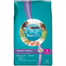 Purina ONE Hairball Adult Cat Food