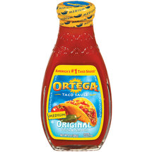 Ortega Taco Sauce Medium Original Thick & Smooth