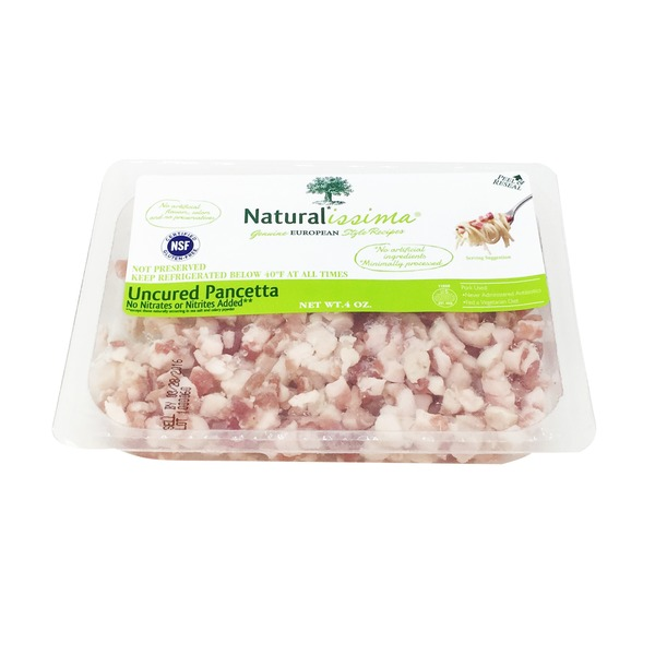 Naturalissima Uncured Pancetta