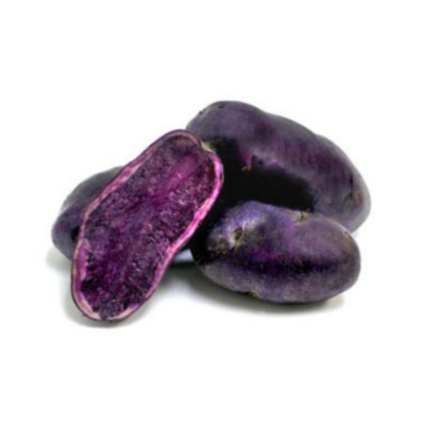 Fresh Baby Purple Potatoes