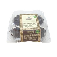 Rubicon Bakery Chocolate Delights Cupcakes