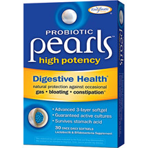 Pearls Probiotic High Potency Softgels