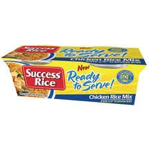 Success Chicken Rice Mix Ready To Serve 4.4 oz Rice