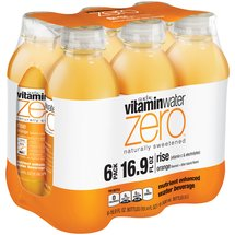 Glaceau vitaminwater Zero Rise Nutrient Orange Enhanced Water Beverage16.9 fl oz