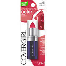 CoverGirl Continuous Color Lipstick Vintage Wine